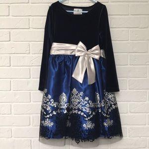 Rare Editions Beautiful Girls' Dress, Size 7